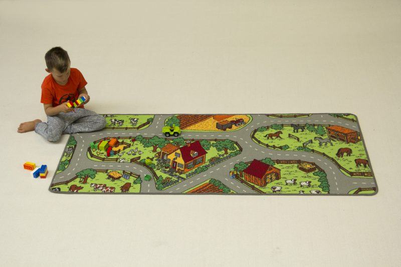 Play Mat Farm Playrugs