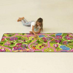 play rug sweet city