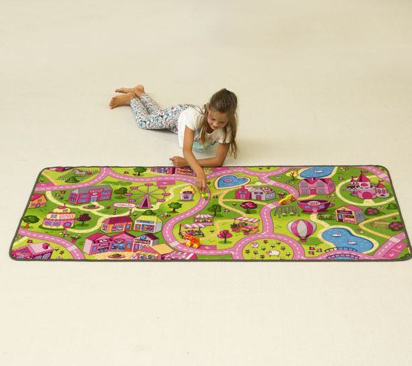 play rug sweet city