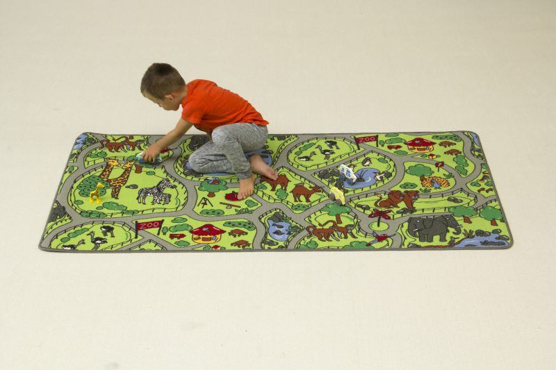 Play Mat Zoo Playrugs