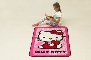 play rug hello kitty