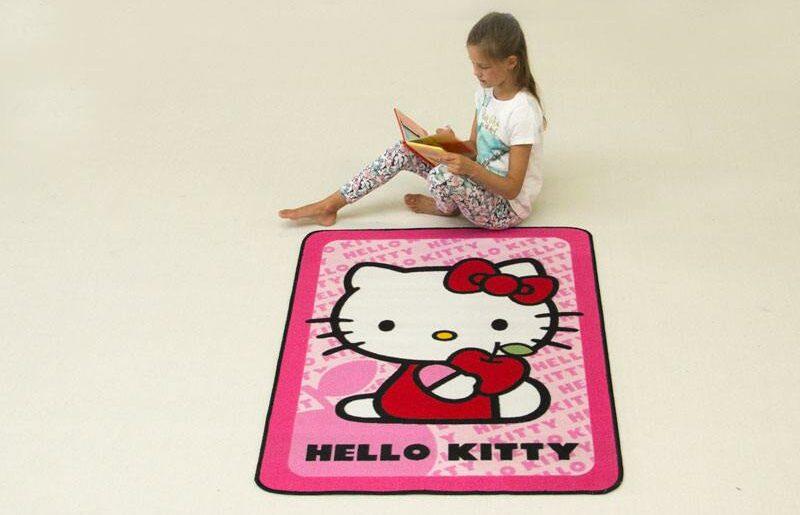 play rug hello kitty